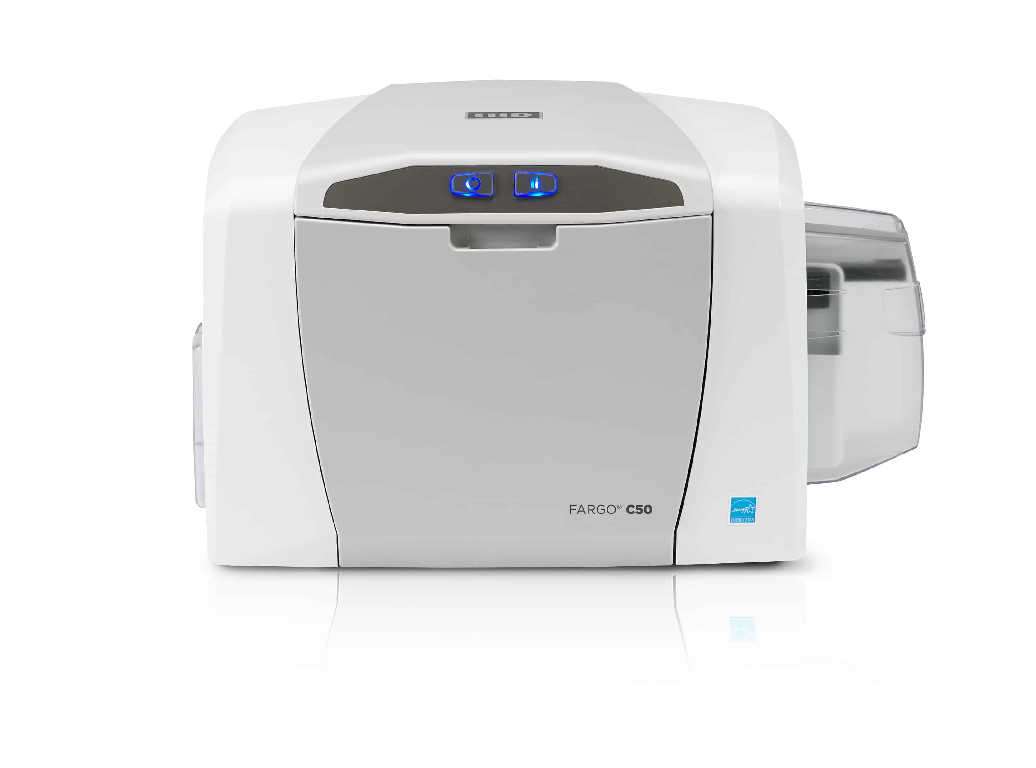 Fargo Plastic Card Printer C50