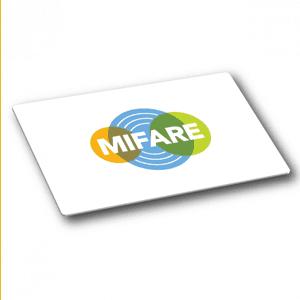 Plastic Mifare cards