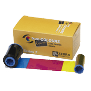 Zebra Plastic Card Printer Ribbons