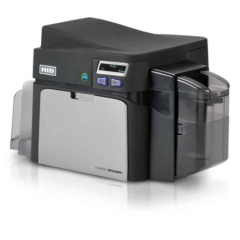 DTC4250e Membership Card Printer