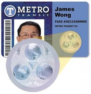 Secure ID Cards