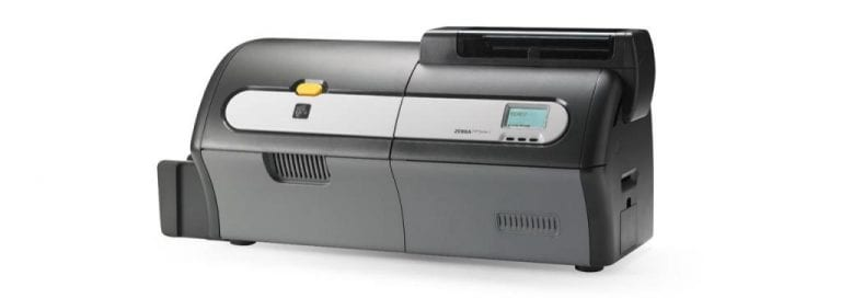 Zebra ZXP7 Plastic Card Printer Australia