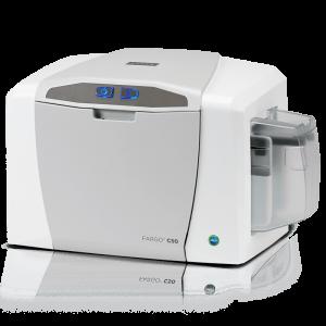 Fargo C50 Printer