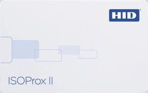 HID ISO Prox Card