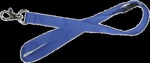 Premium weave lanyard image