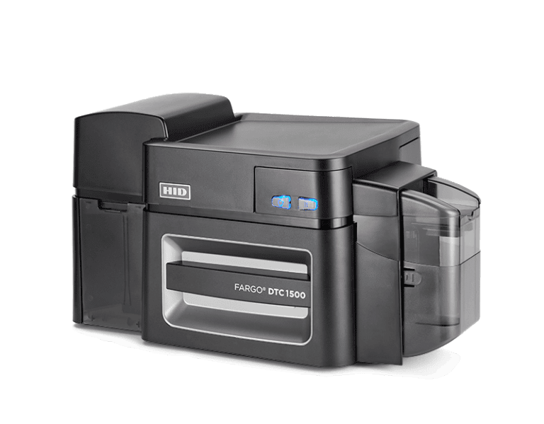 Fargo DTC1500 Plastic Card Printer