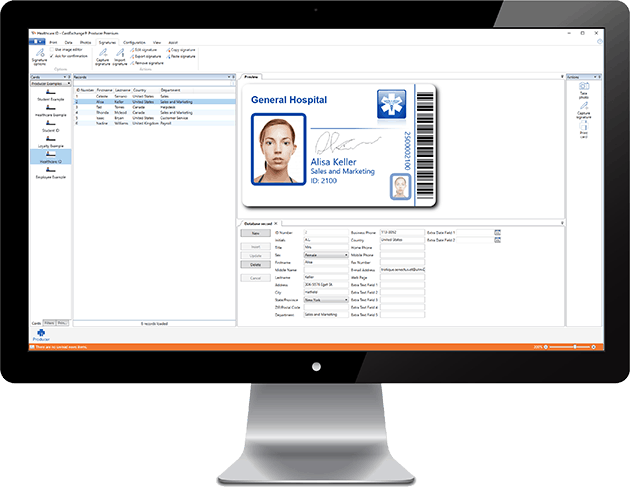 CardExchange ID card software solutions