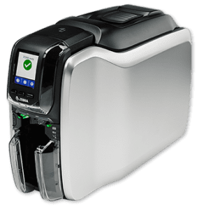 Zebra Card Printers - ZXP300 ID card printer