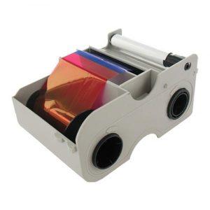 044230 – YMCKO Colour RIbbon for DTC400e – (250 Images)