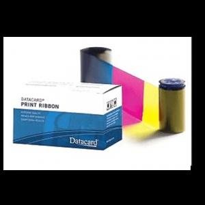 534000-003 – Datacard YMCKT Colour Ribbon – (500 images)