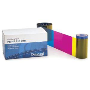 535000-002 – YMCKT Colour Ribbon for Datacard CP40+ – (250 Images)