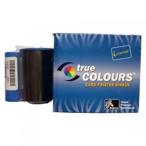 800015-440 – Zebra P330i YMCKO Colour Ribbon (200 Images)