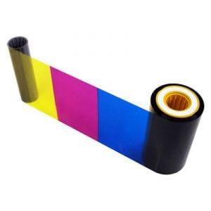 DIC10216RTP – YMCK Colour Ribbon for PPC RTP Printers (1,000 Images)