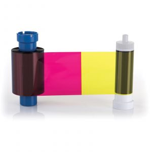 PP300YMCKO – YMCKO Colour Ribbon for PPC ID Series Printers (300 Yield)