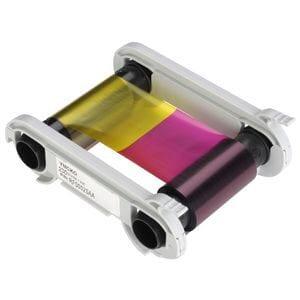 R5F002SAA – Evolis YMCKO Colour Ribbon for Zenius (200 Images)