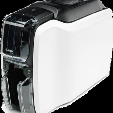 Zebra ZC100 Plastic ID Card Printer